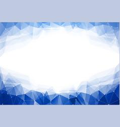 Color triangle geometric vector