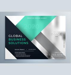 Geometric corporate professional business vector