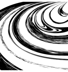 Abstract Texture Curls vector image