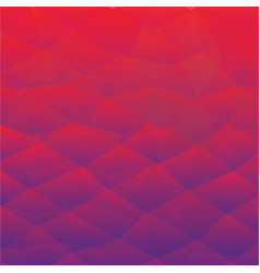 abstract textured polygonal background vector image