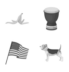 trade ecology animal and other web icon in vector image vector image