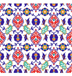 Floral Islamic pattern small vector image