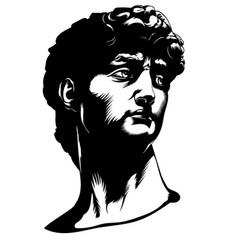 david image vector image