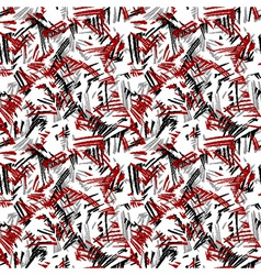 Doodle seamless pencil scribble pattern-model vector