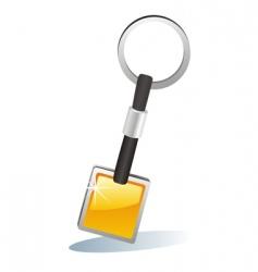 key chain vector image