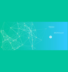 banner fot technical theame vector image vector image