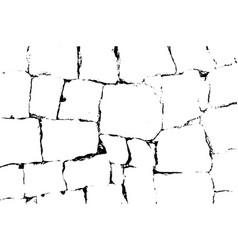 Brick texture grunge stone packground vector