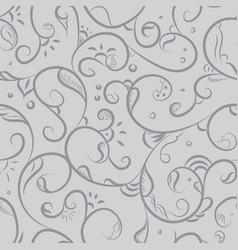 floral iznik pattern vector image