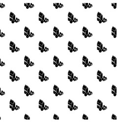 milk product pattern seamless vector image