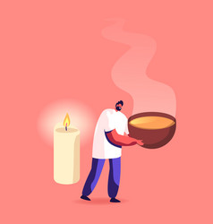 tea ceremony asian culture tradition and vector image