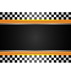 racing striped background vector image vector image