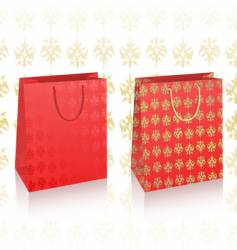 Royal bags vector