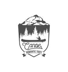 Canoel badges logo labels and design elements vector
