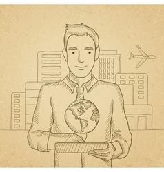 International technology communication vector