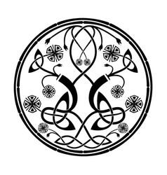 Sacred geometry 0181 vector