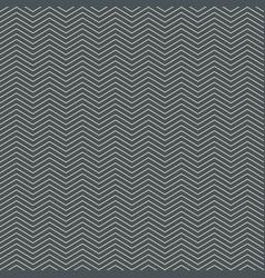 zigzag chevron pattern seamless vector image