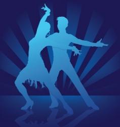 dance rumba vector image vector image