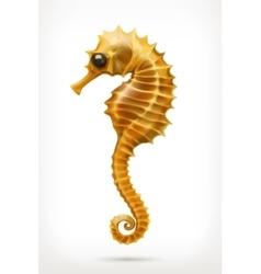 Seahorse icon vector image vector image
