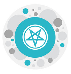Of religion symbol on vector