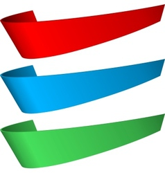 Stripes vector image