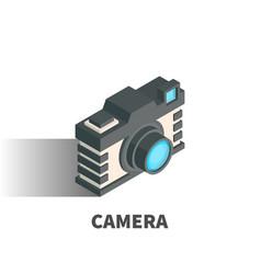 camera icon symbol vector image vector image