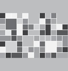 abstract background black white randomize vector image