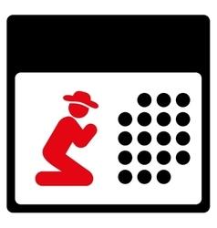Pray Syllabus Icon vector image