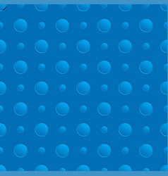 Seamless blue pattern with holes vector