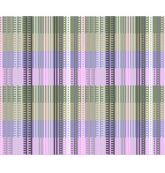 Striped-pattern vector