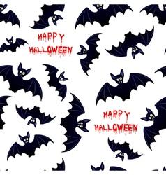 halloweenseamless8vs vector image
