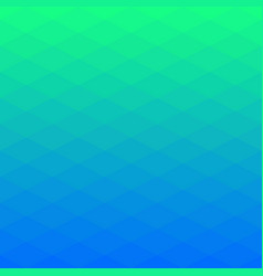 Poligonal background of rhombus gradient colors vector