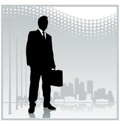 city people icon vector image vector image