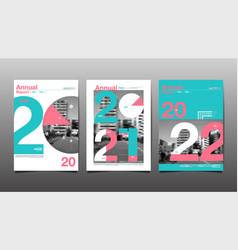 Annual report 2020 2021 2022 2023 future vector