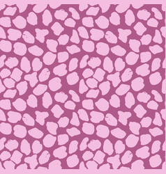 Purple spots seamless black and white vector