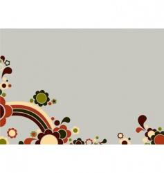 children's background vector image vector image