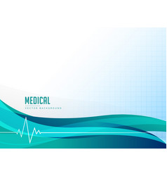 Medical healthcare or pharmacy background with vector