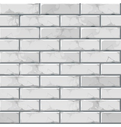 Brick Wall Background Texture Pattern vector image