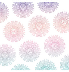 Pattern purple red and blue gradient brilliant vector