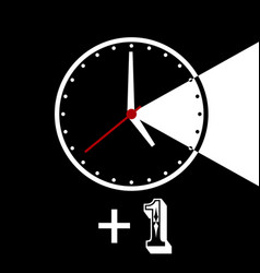 Time change spring vector