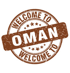 Welcome to oman vector