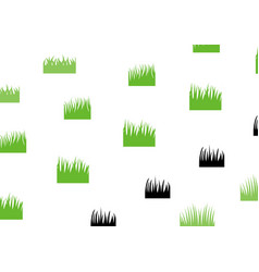 Grass logo background vector
