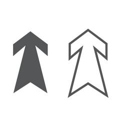 Arrows collection vector