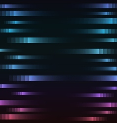 Cool color of abstract pixel speed background vector