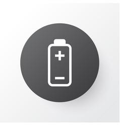 Accumulator icon symbol premium quality isolated vector