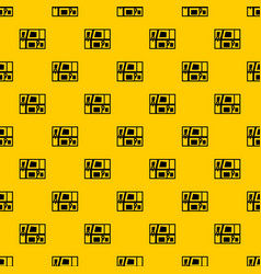 geo location taxi pattern vector image