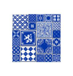 Tile decor vector