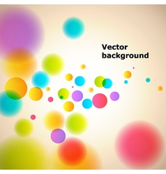 abstract 125 vector image vector image