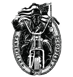 American choppers vector