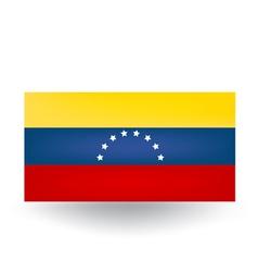 Venezuelan Flag vector image
