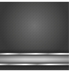 Metal surface iron texture vector